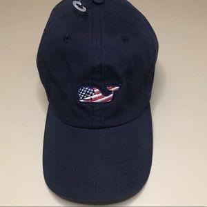 [Vineyard Vines] NWT Patriotic Navy Blue Hat